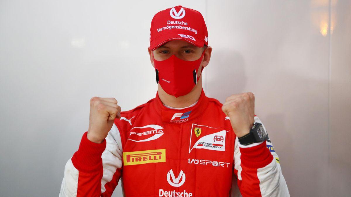 Mick Schumacher gibt 2021 sein Debüt in der Formel 1