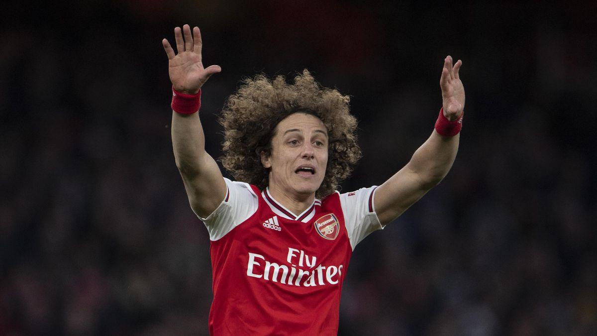 David Luiz pleacă de la Arsenal după doar un an