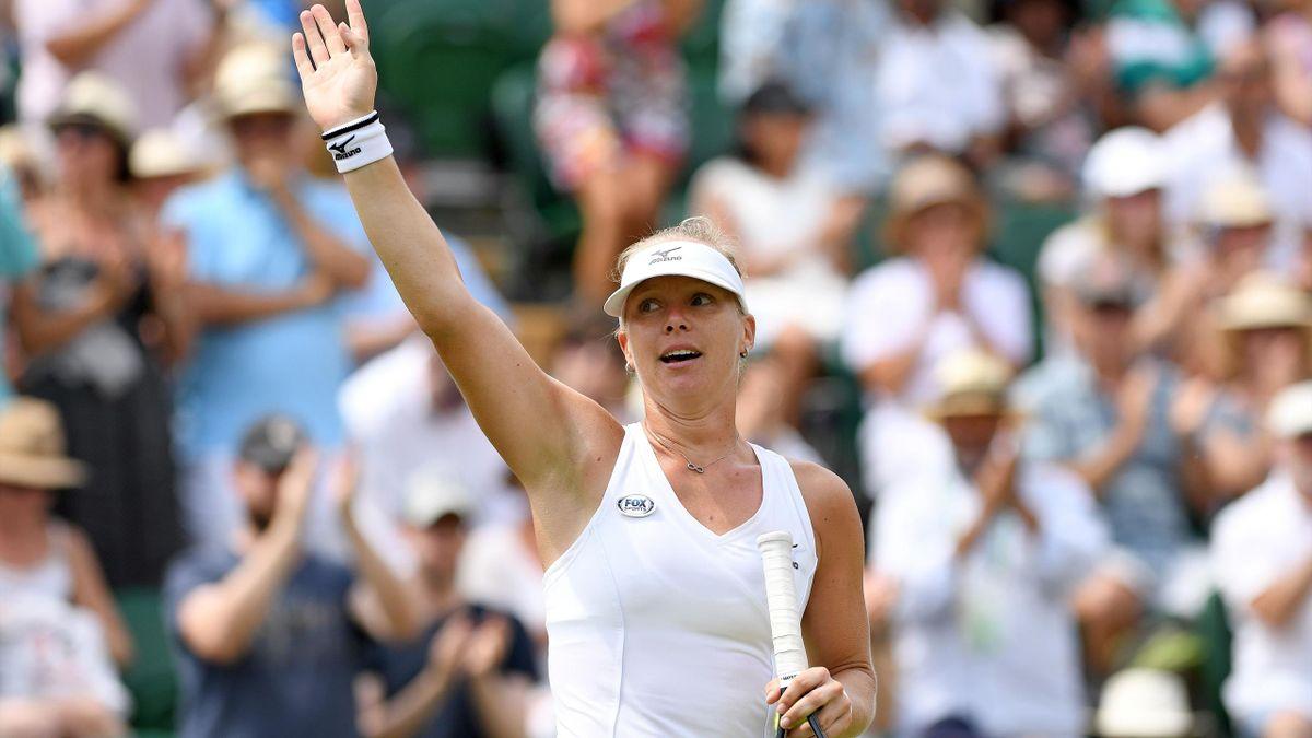 Kiki Bertens Wimbledon