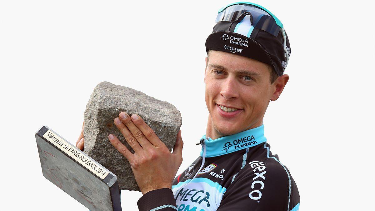 Niki Terpstra Parijs-Roubaix 2014