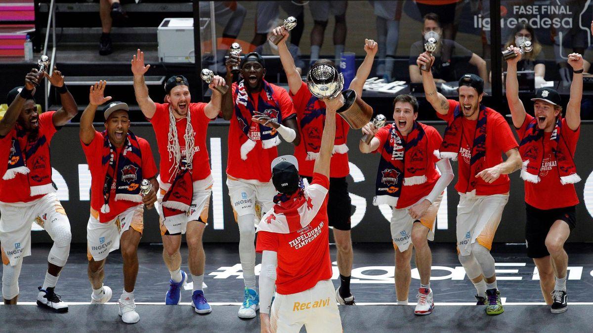 Baskonia campione di Spagna, Finali Liga ACB 2020