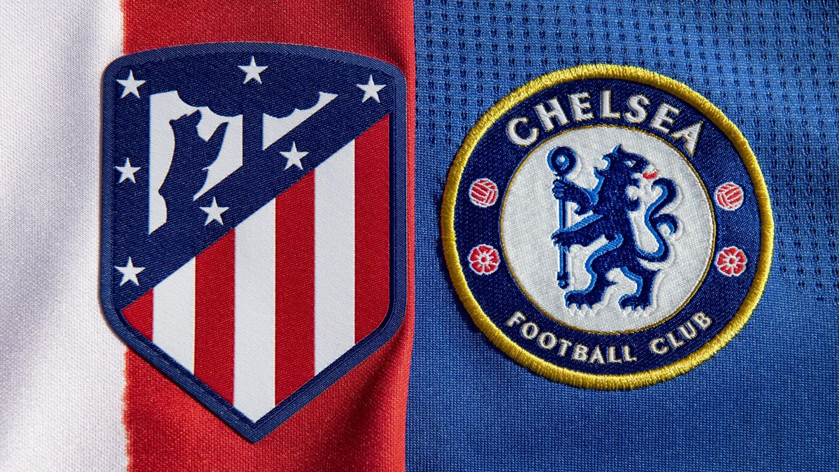 Atletico Madrid's home leg with Chelsea has been moved