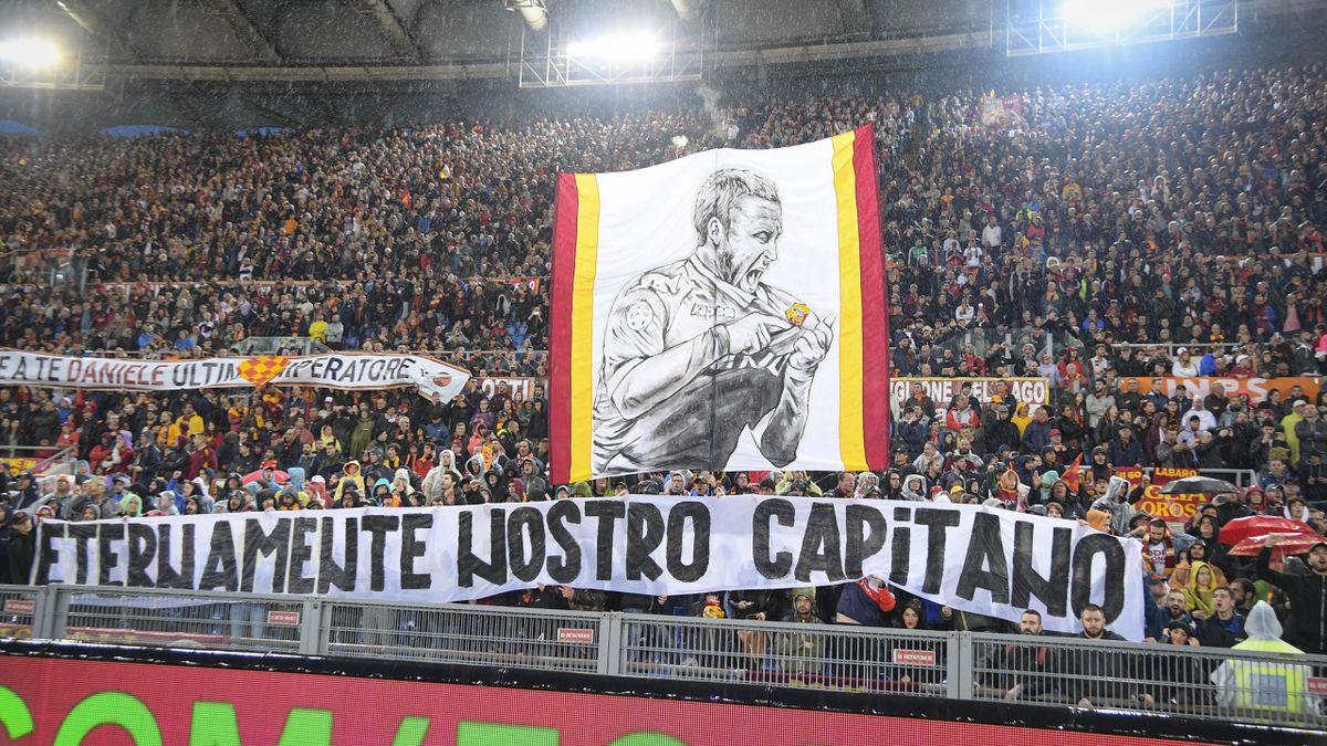 Daniele De Rossi - Roma-Parma