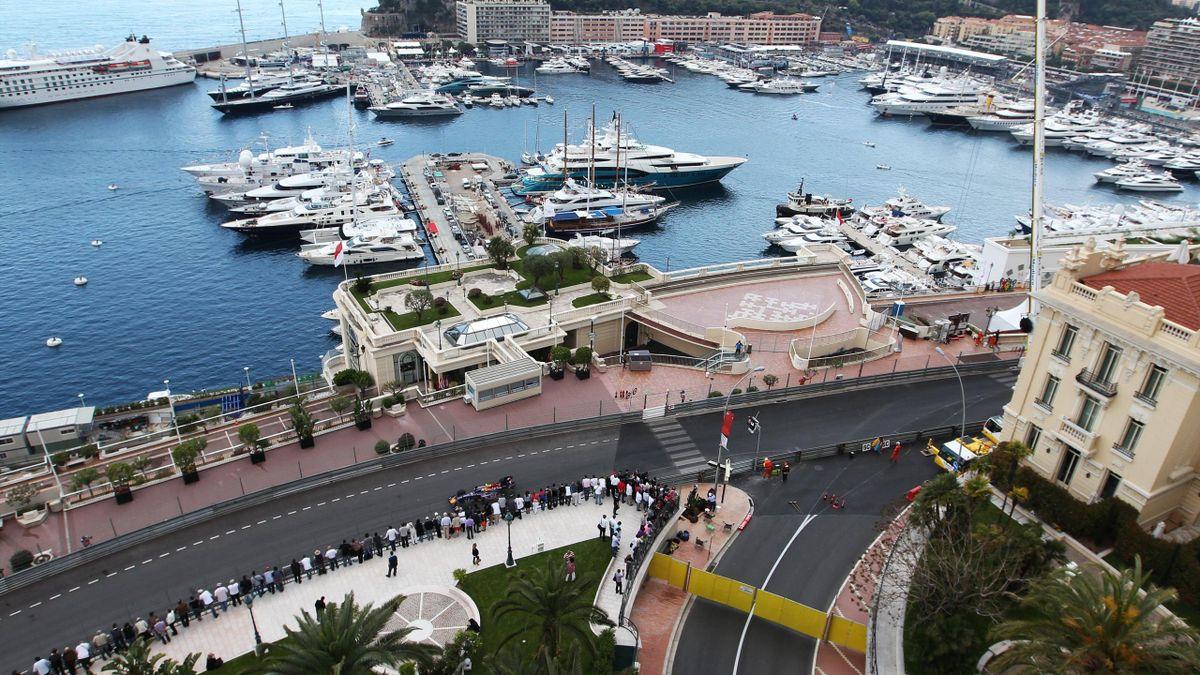 Monaco Grand Prix - Monte Carlo