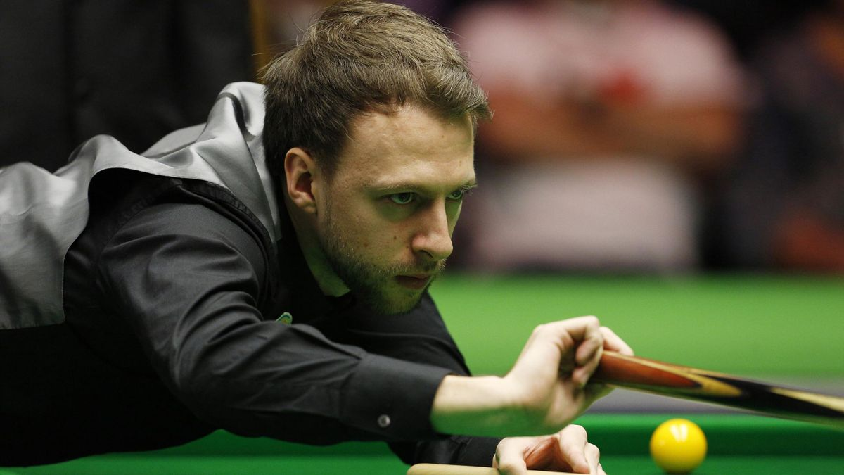Judd Trump is through to the English Open final.