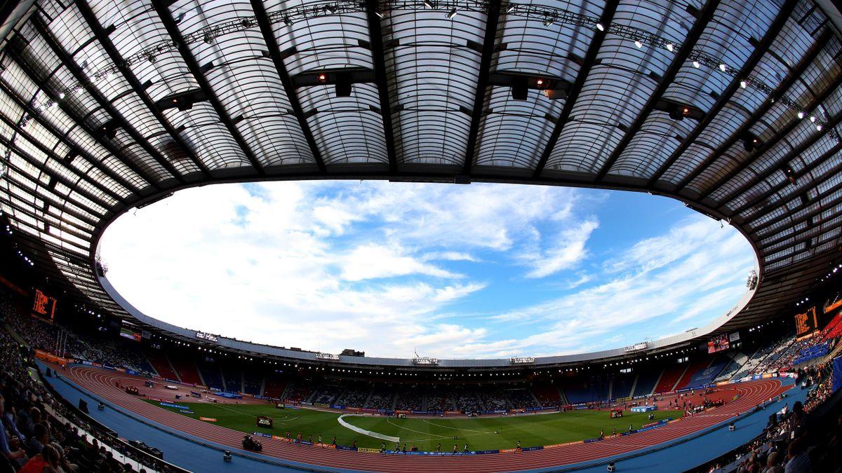 IAAF Diamond League - 2014 Glasgow