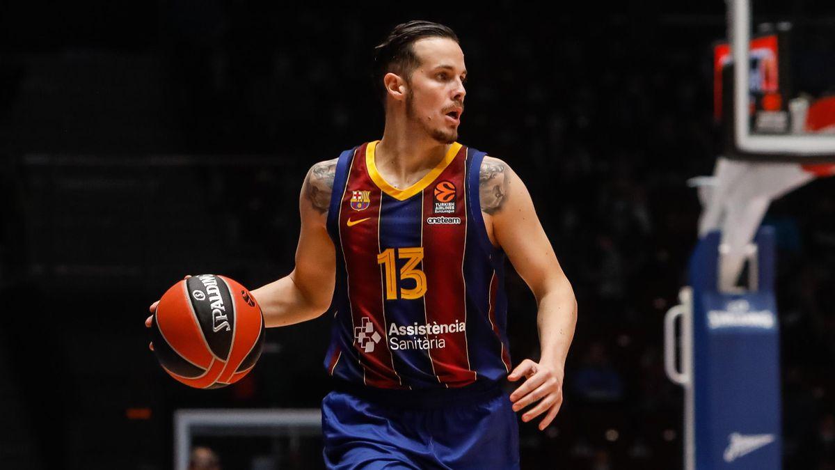 Thomas Heurtel, jugador del FC Barcelona