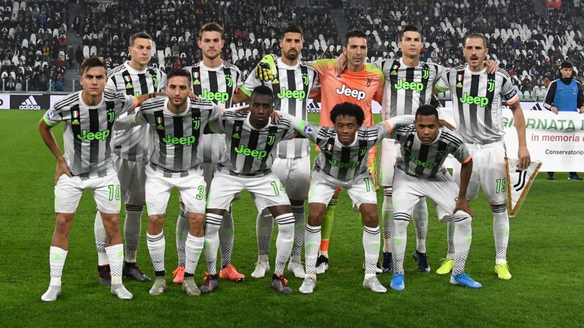 Juventus-Genoa - Serie A 2019