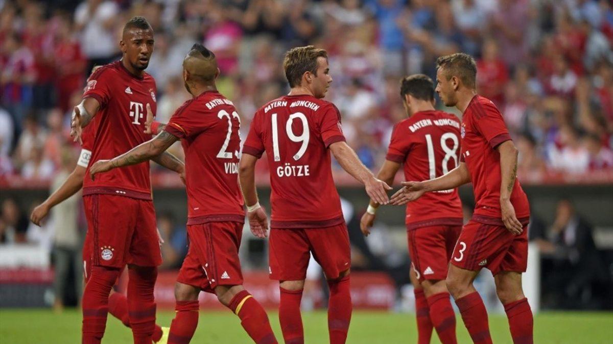 Die Bayern treffen zum Saisonauftakt auf den HSV