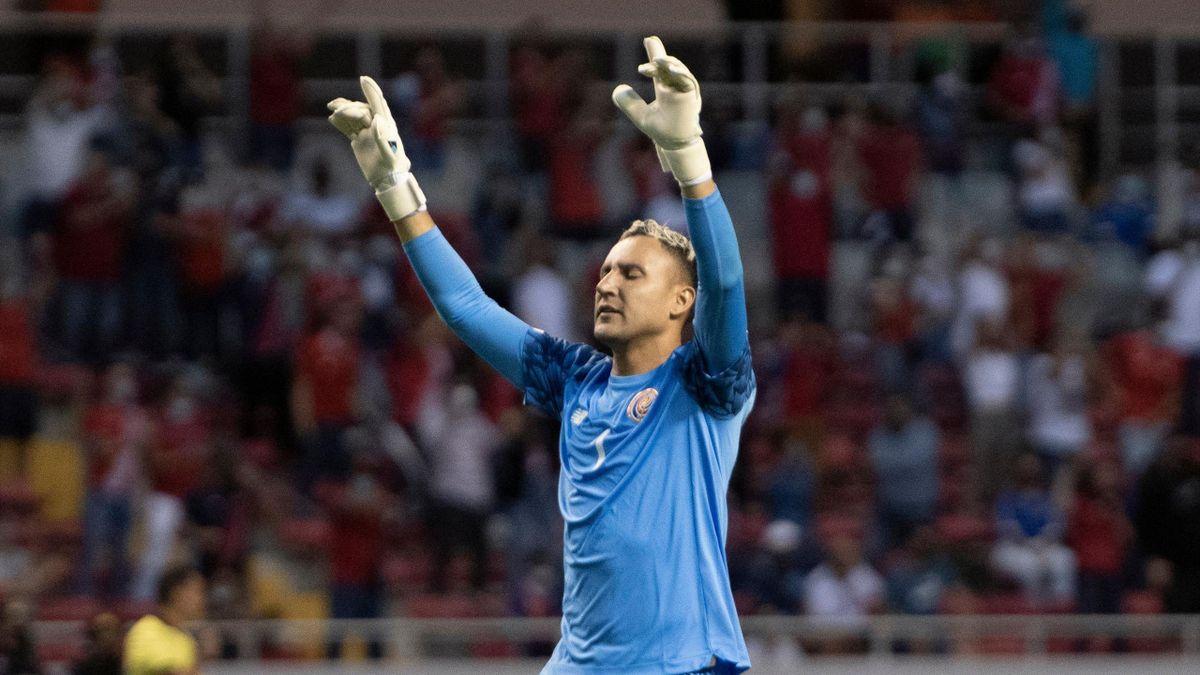 Keylor Navas (PSG) décisif avec le Costa Rica face au Salvador