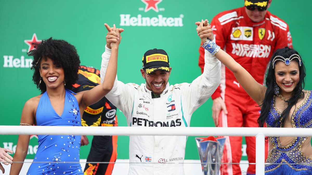 GP Brasilien, Lewis Hamilton
