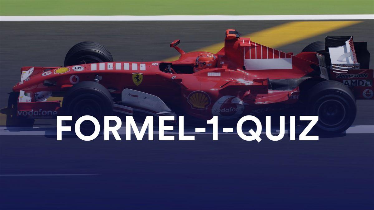 QUIZ: Kennst Du alle deutschen GP-Sieger der Formel 1?