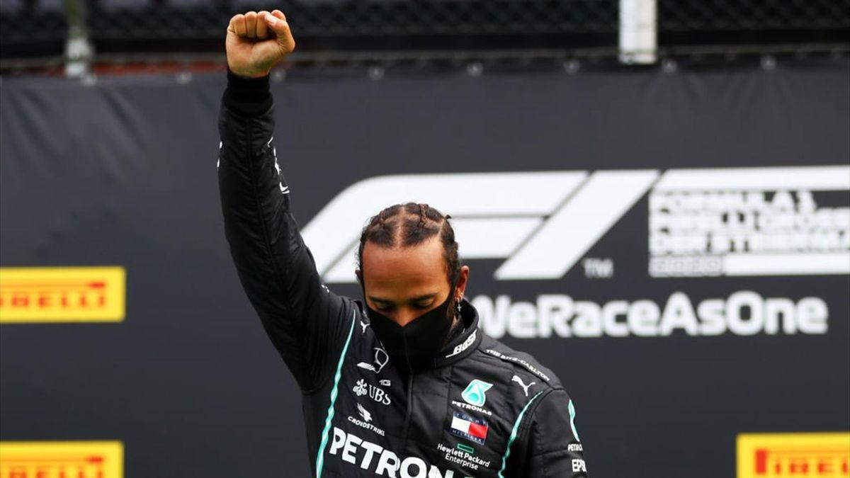 Lewis Hamilton (Mercedes) - GP of Styria 2020