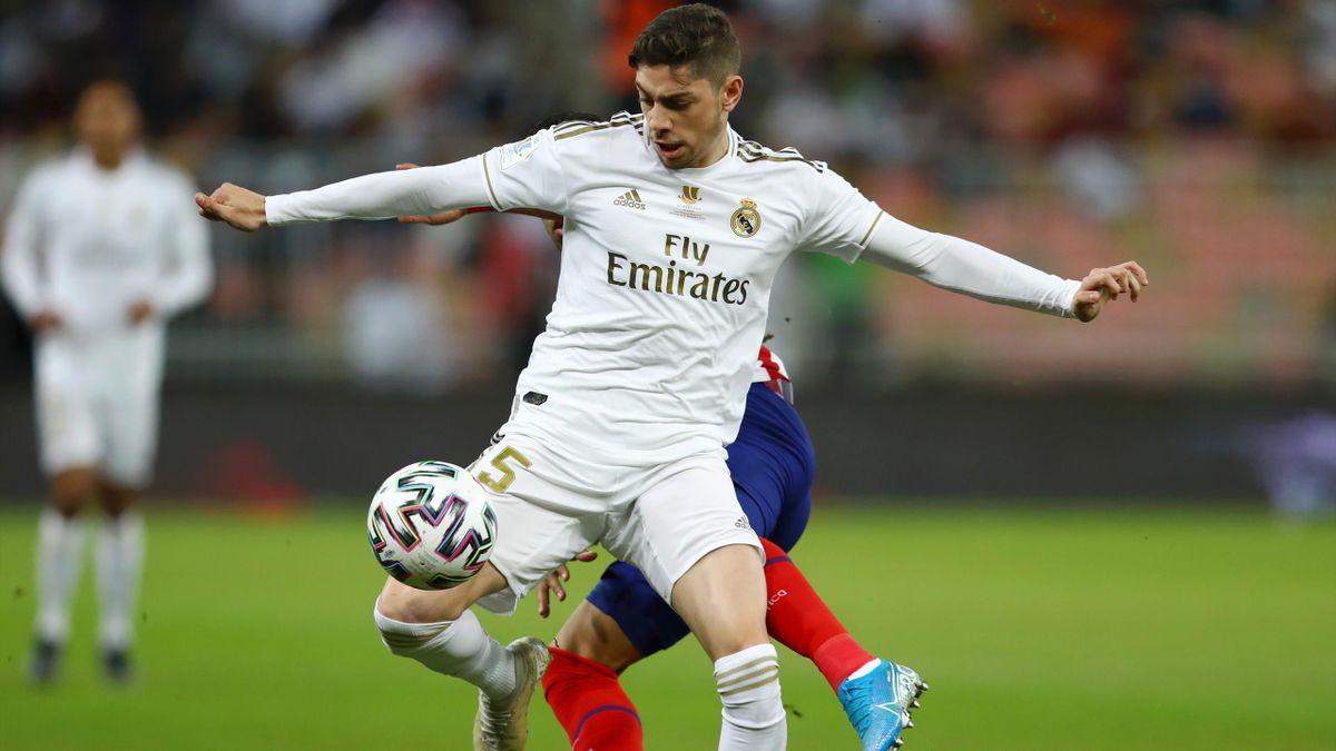 Федерико Вальверде («Реал Мадрид»), Ренан Лоди («Атлетико»), Суперкубок Испании-2020, финал