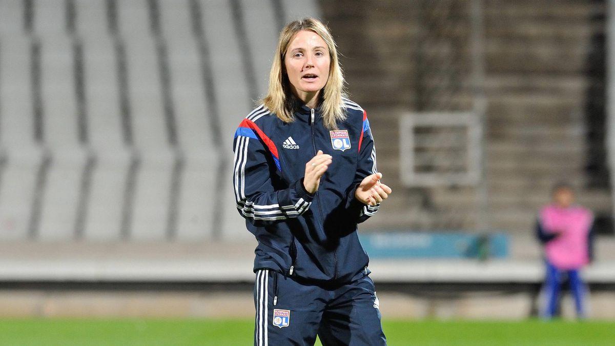 Sonia Bompastor sera la nouvelle entraîneure de l'OL Féminines jusqu'en 2023
