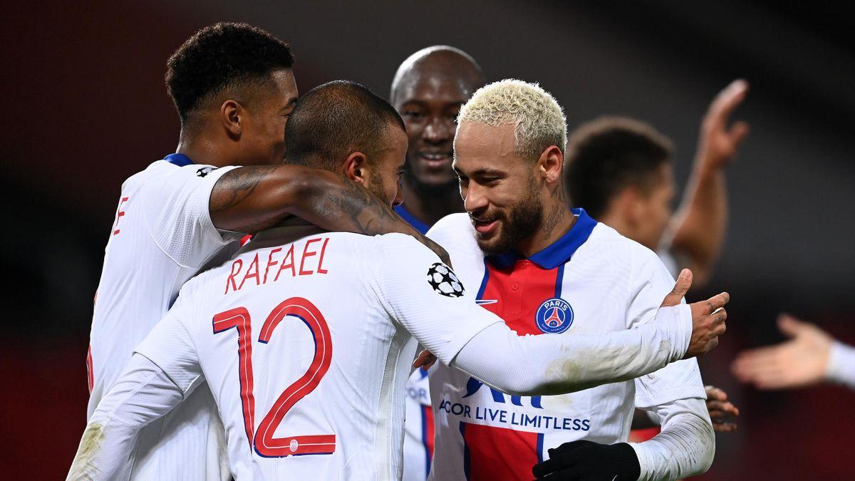 Neymar et le PSG ont signé un gros coup face à Manchester United