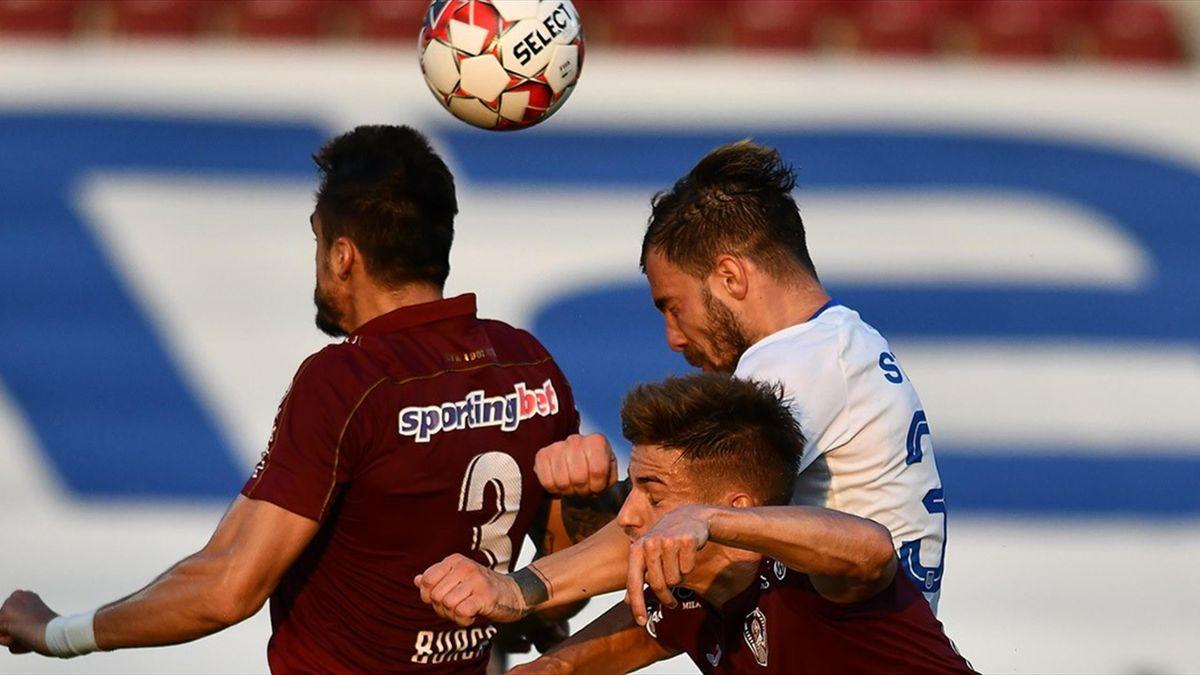 Situație aberantă în fotbalul românesc, înainte de Craiova - CFR