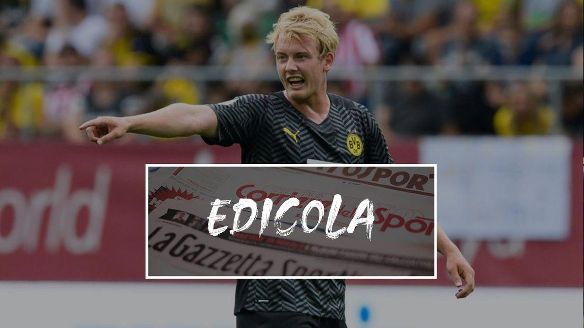 Edicola - Julian Brandt