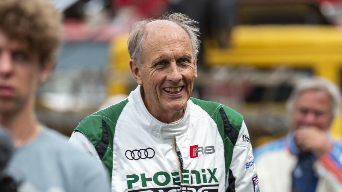 Hans-Joachim Stuck geht in Monza bei der GT2-European-Series an den Start