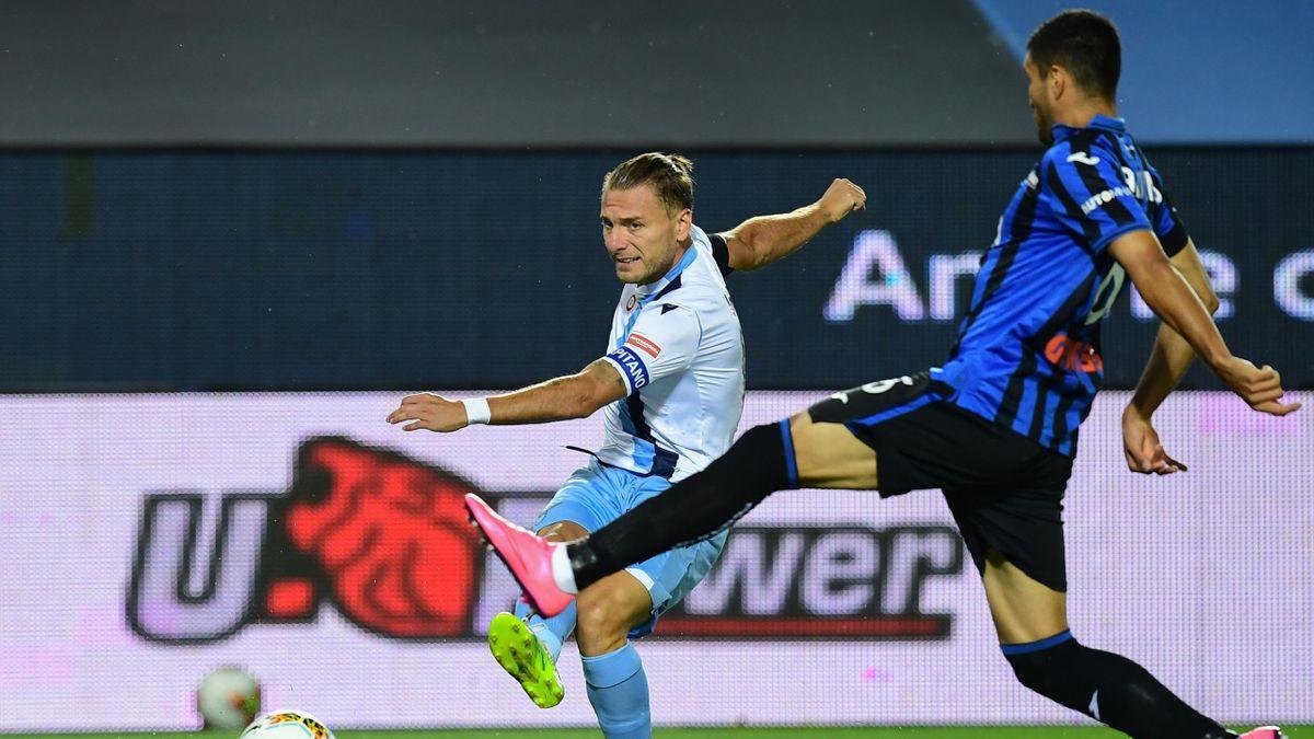 Atalanta Bergamo - Lazio Roma 3-2, după un meci superb