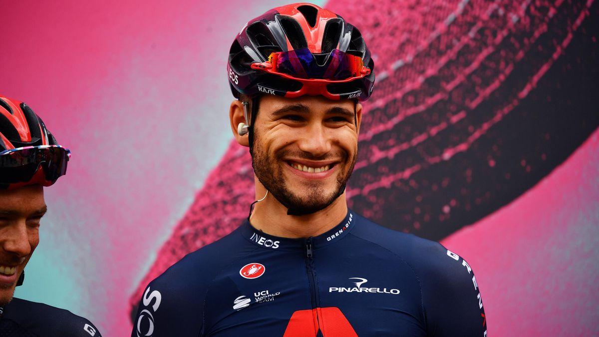 Filippo Ganna a câștigat și cel de-al 2-lea contratimp din Giro 2020