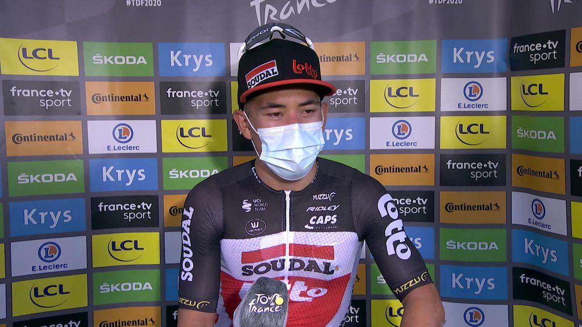 Tour de France Stage 3 - C. Ewan Winner Interview