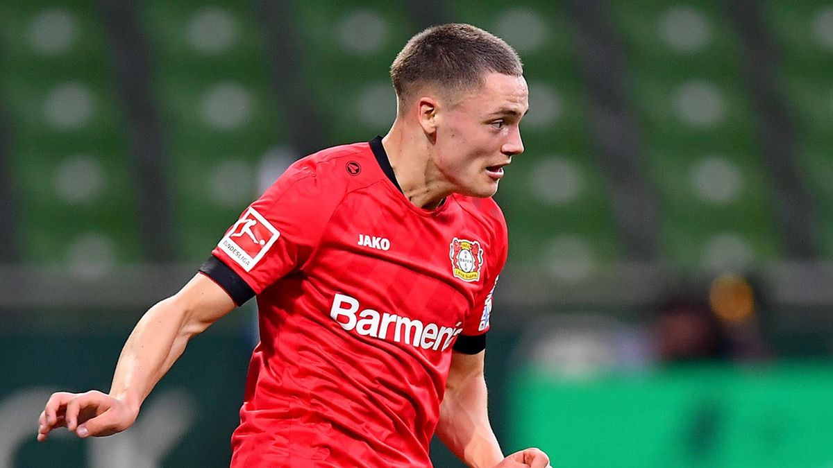 Florian Wirtz, Bayer 04 Leverkusen, a devenit cel mai tânăr marcator din istoria Bundesligii
