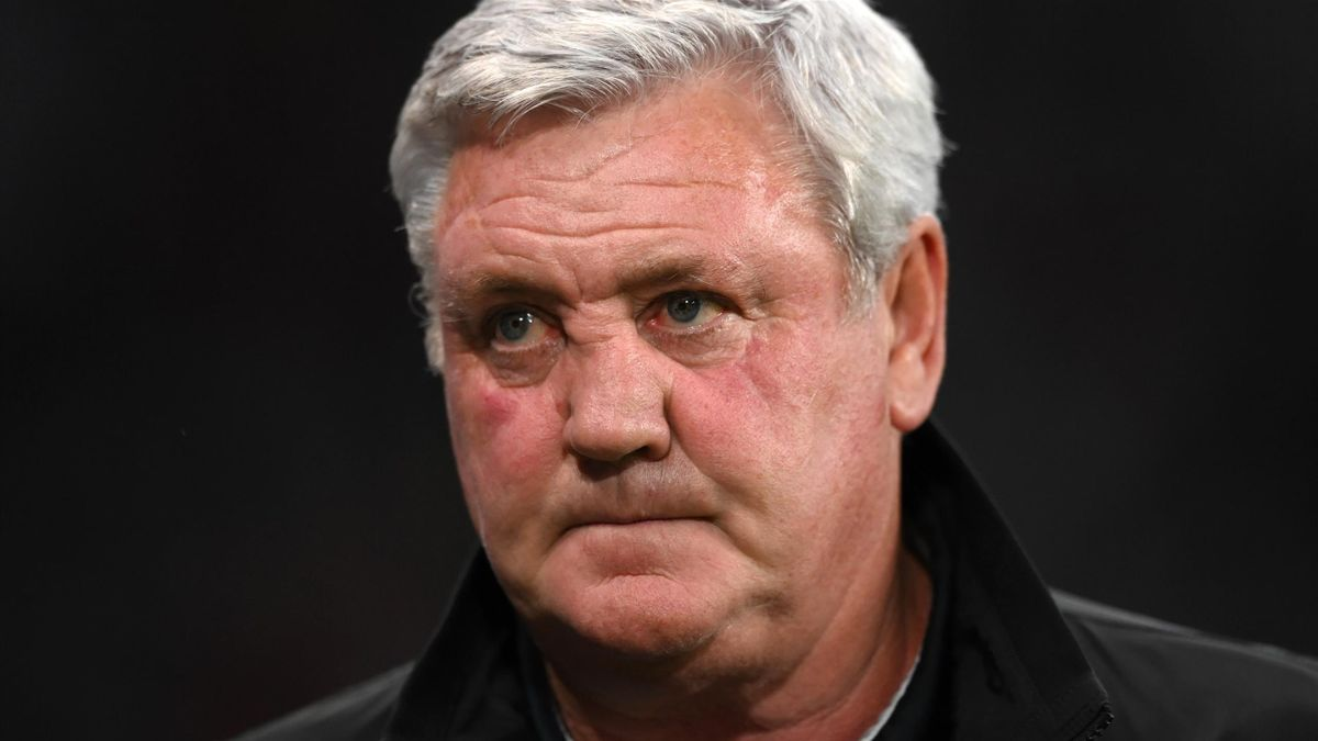 Steve Bruce is expected to be sacked by Newcastle's new owners this week