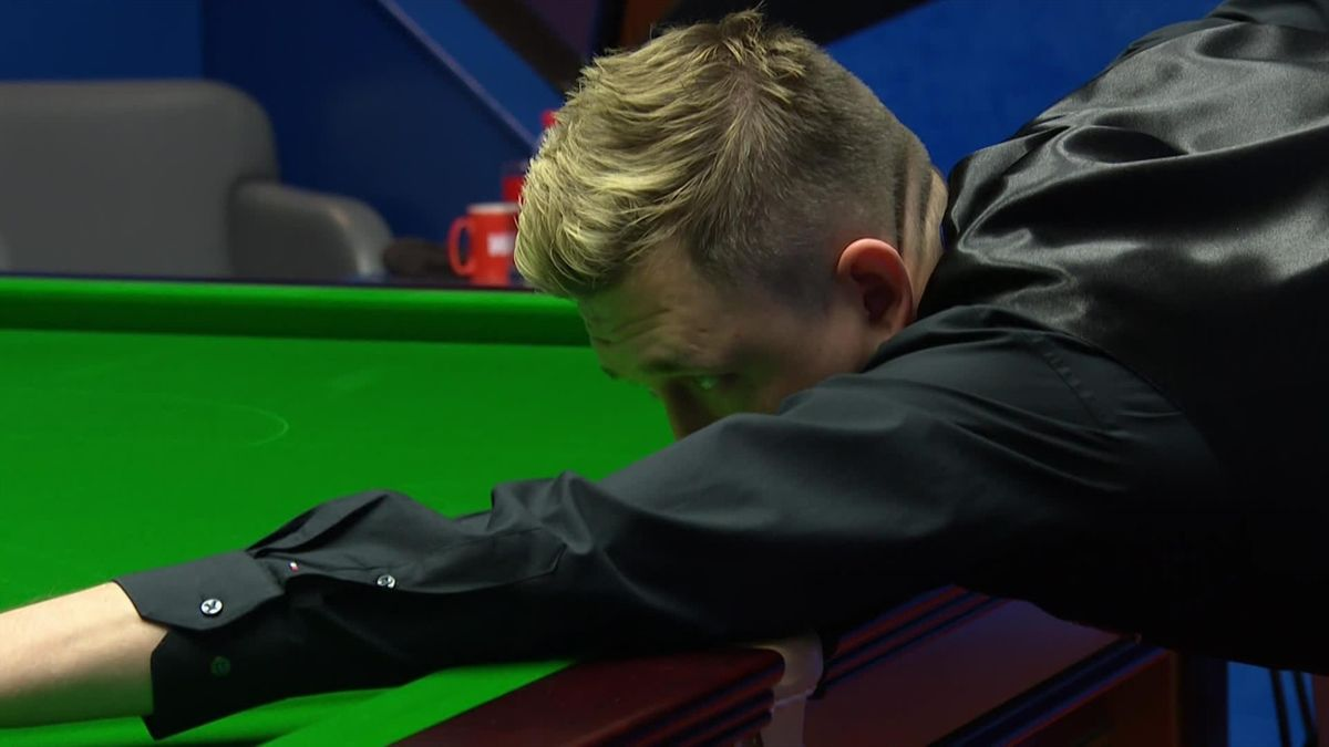 'The dream start' – Wilson makes fast start with ton against Robertson