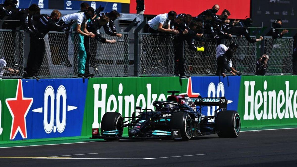 Lewis Hamilton (Mercedes) - GP of Portugal 2021