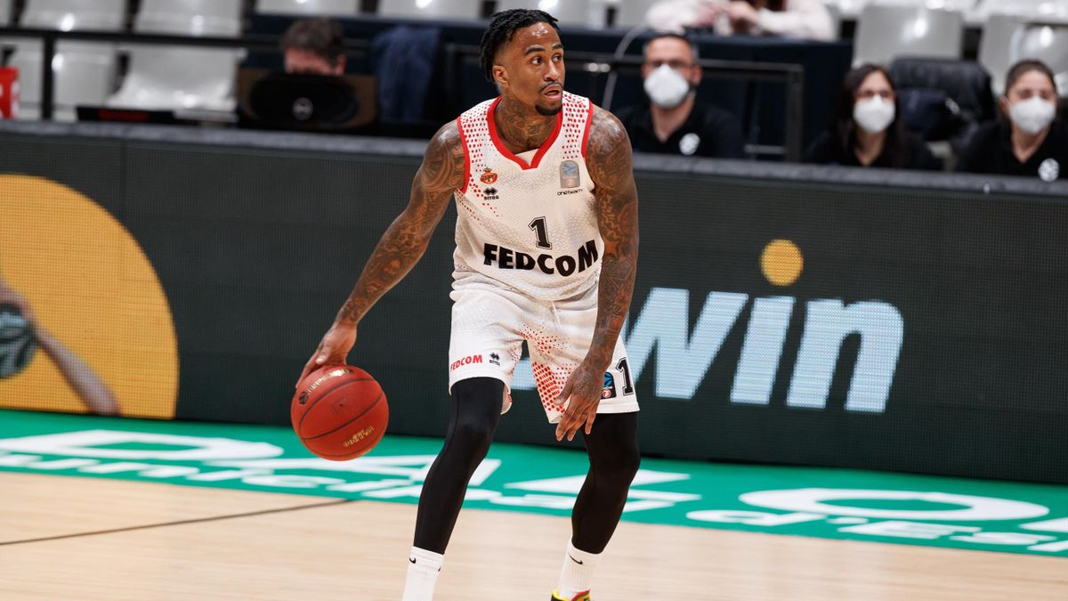 Dee Boost (AS Monaco Basket)