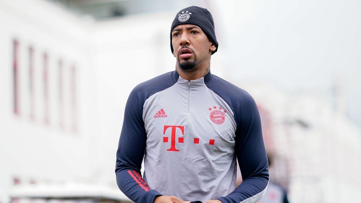 Jerome Boateng of FC Bayern München