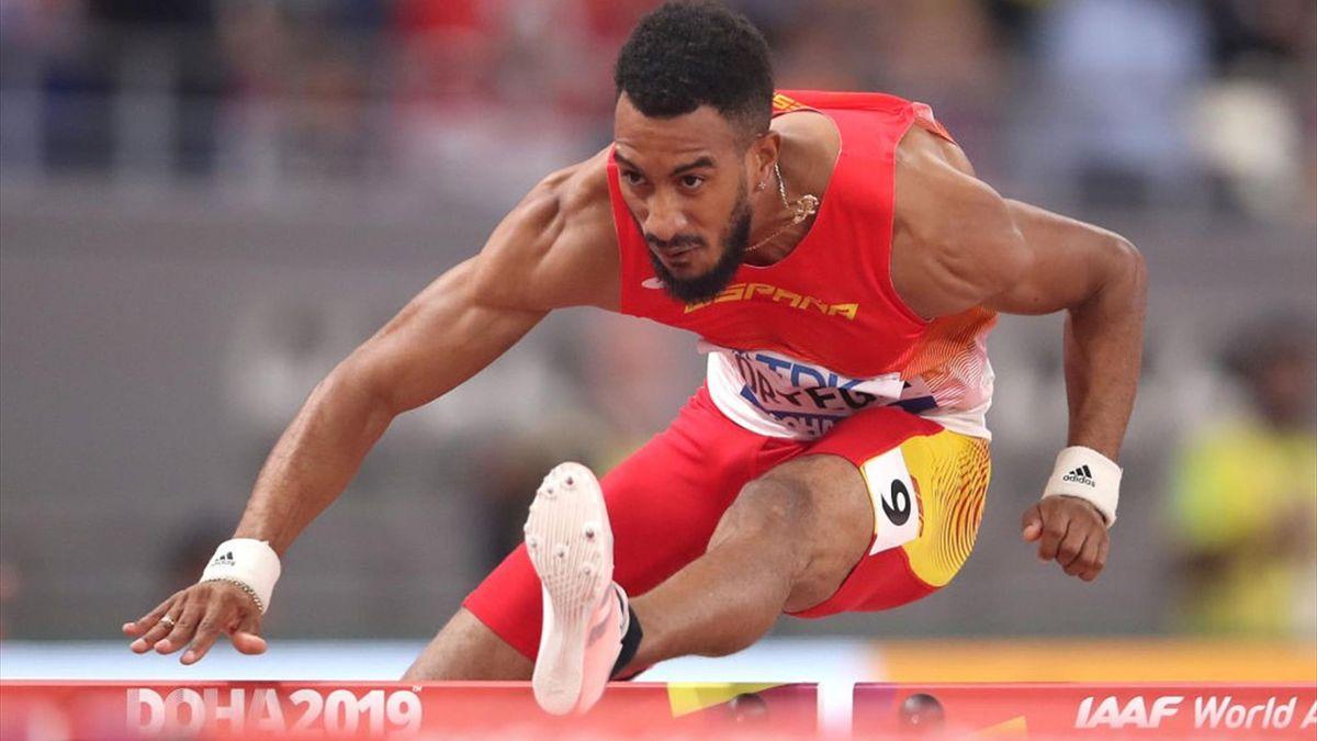 Orlando Ortega, Mundiales de atletismo de Doha 2019