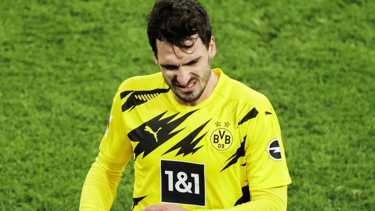 Mats Hummels von Borussia Dortmund