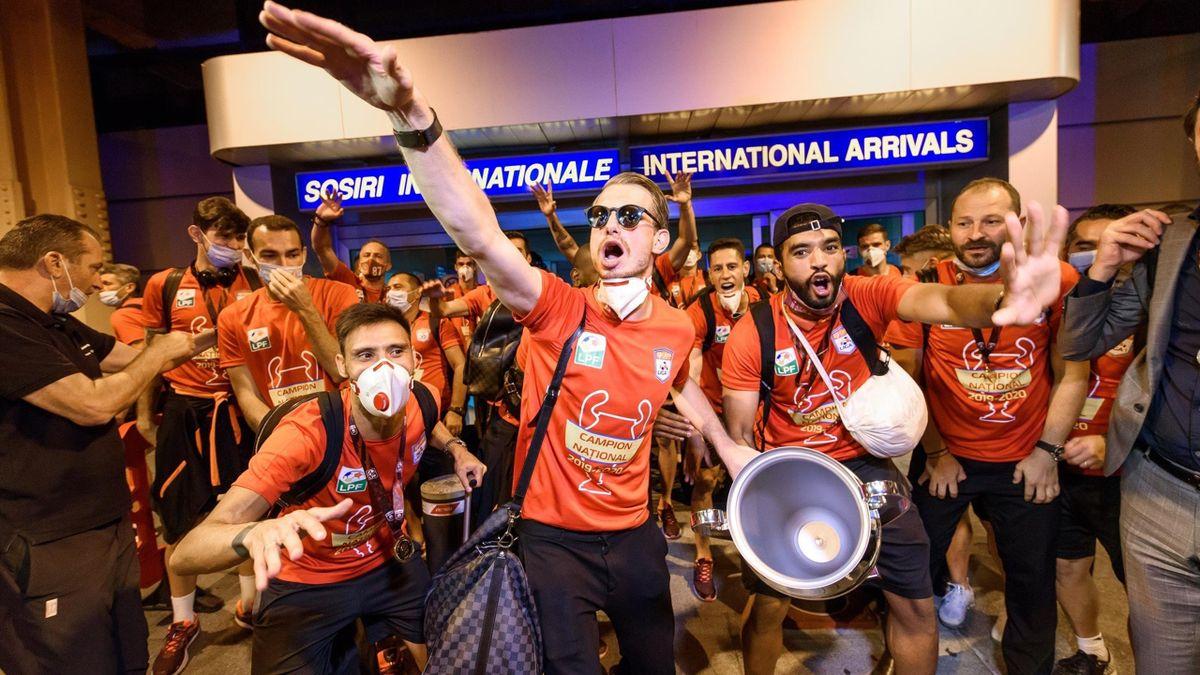 CFR Cluj, campioana României pentru al treilea an la rând