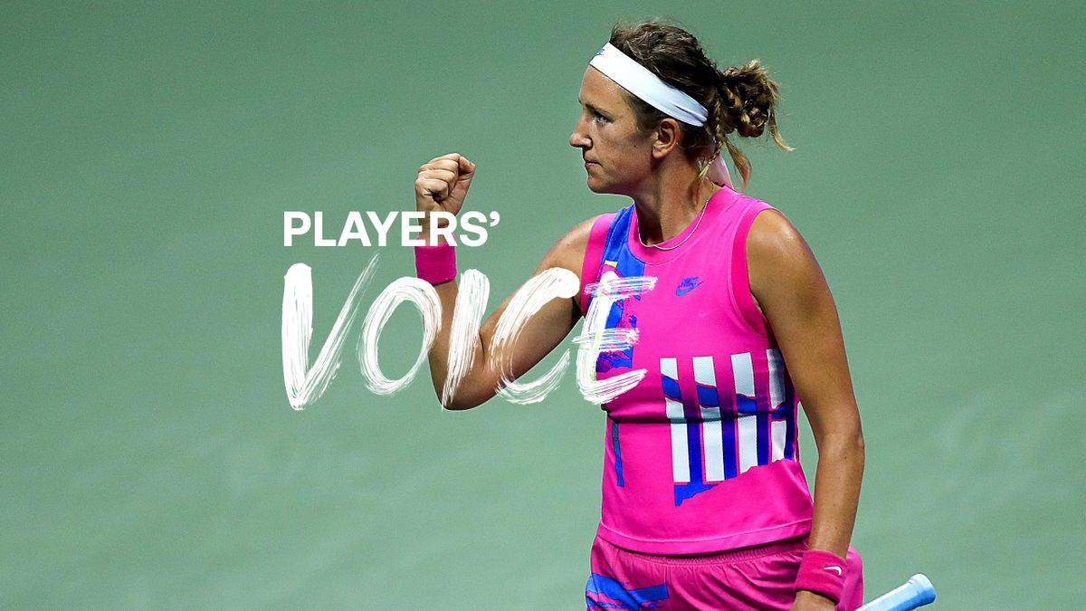 Victoria Azarenka joins the Players' Voice