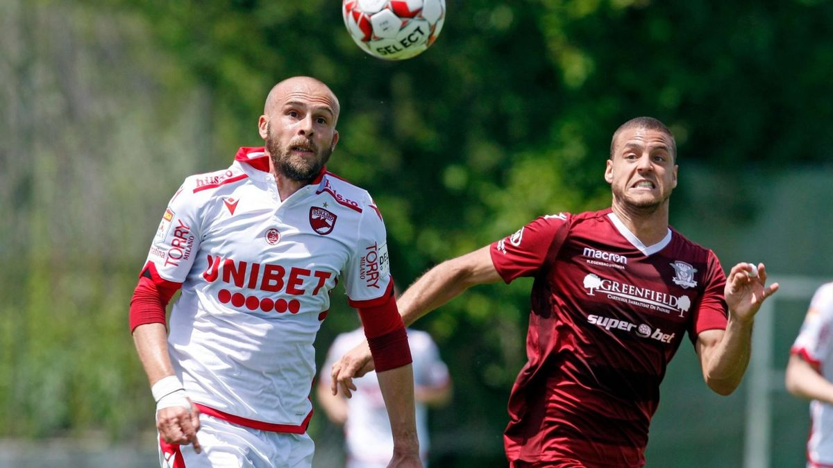 Dinamo - Rapid (amical, 04.06.2020)