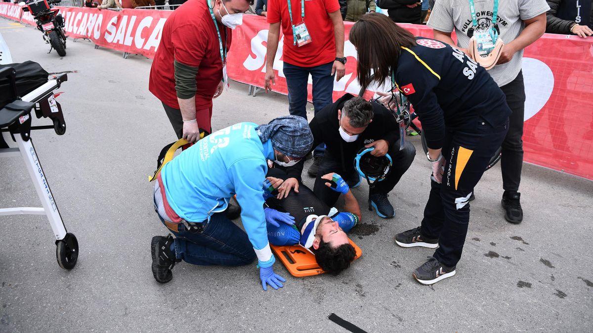 Manuel Belletti - Tour of Turkey 2021