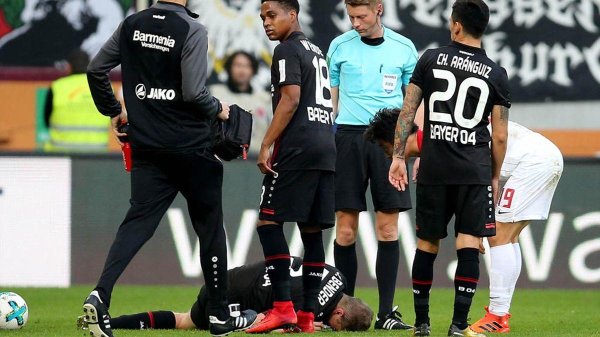 Sven Bender Verletzung