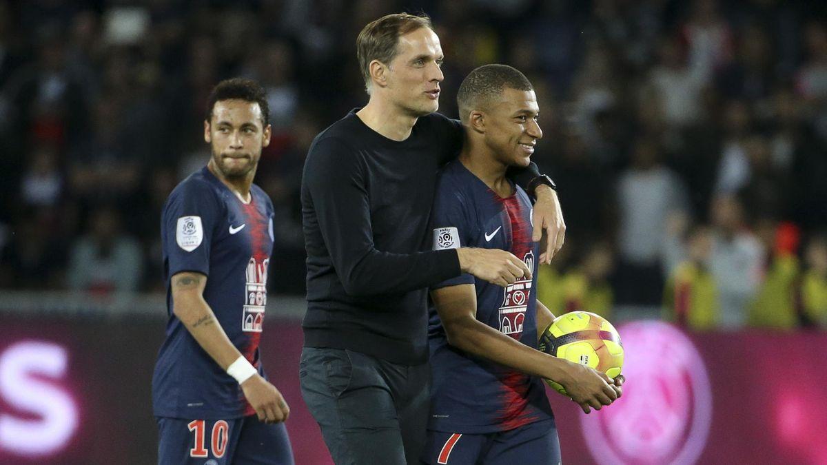 PSG a anunțat ce se întâmplă cu Tuchel, Mbappe și Neymar