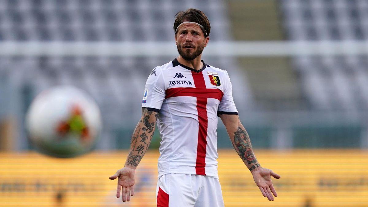 Lasse Schöne, Genoa 2019-2020 (Getty Images)