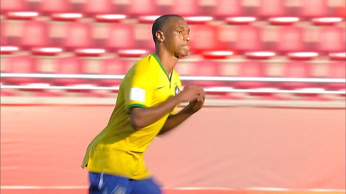 Hlts WCUP U17 England Brazil