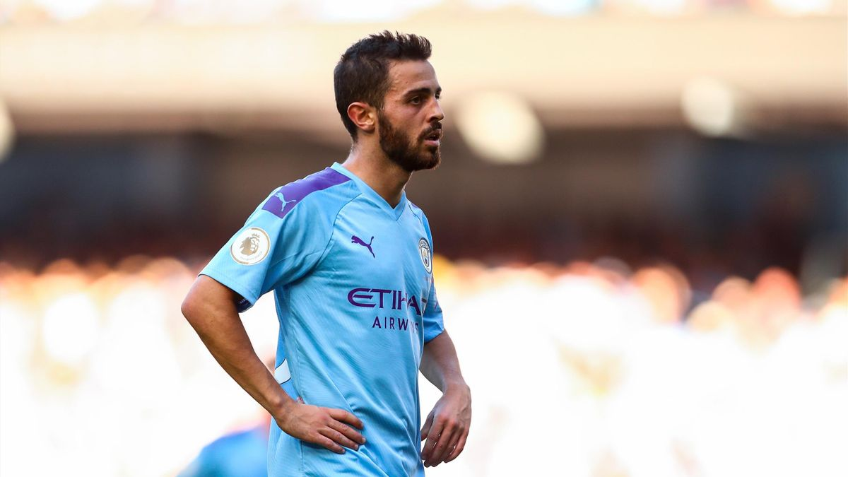 Bernardo Silva, atacantul celor de la Manchester City