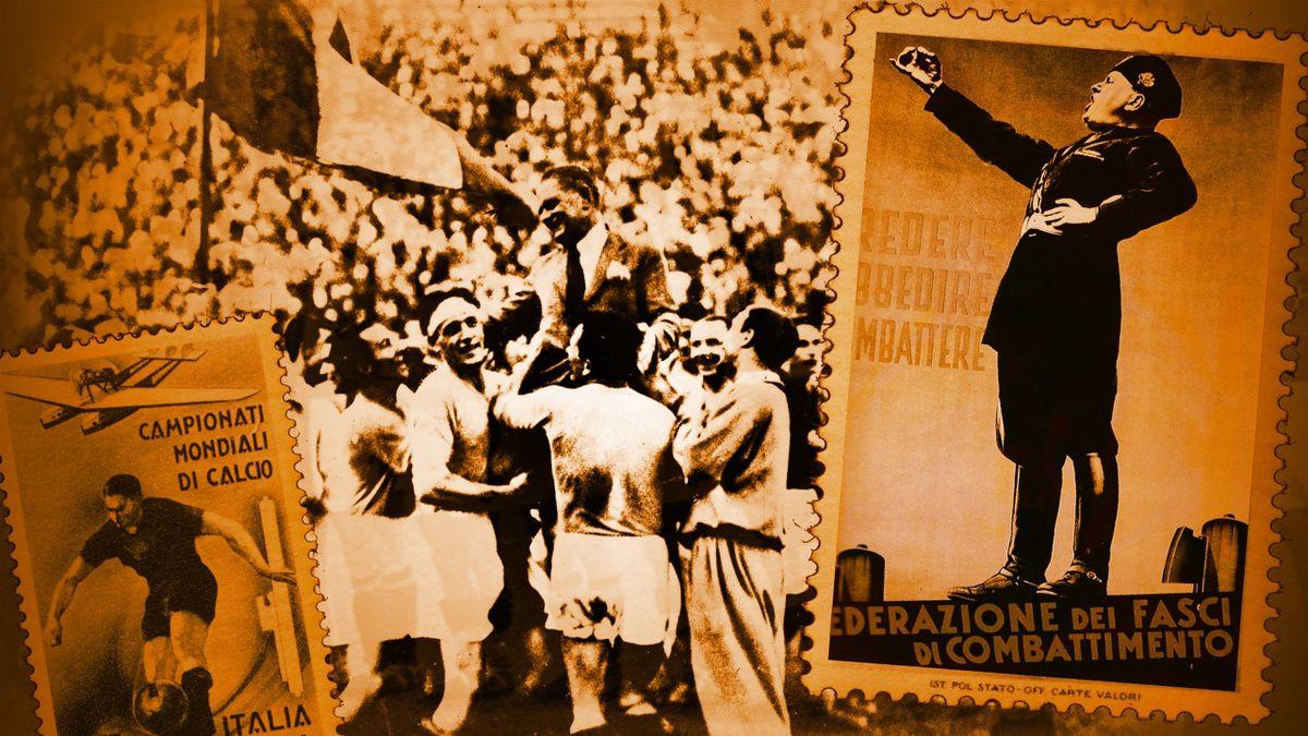 Les Grands Récits - Italie 1934