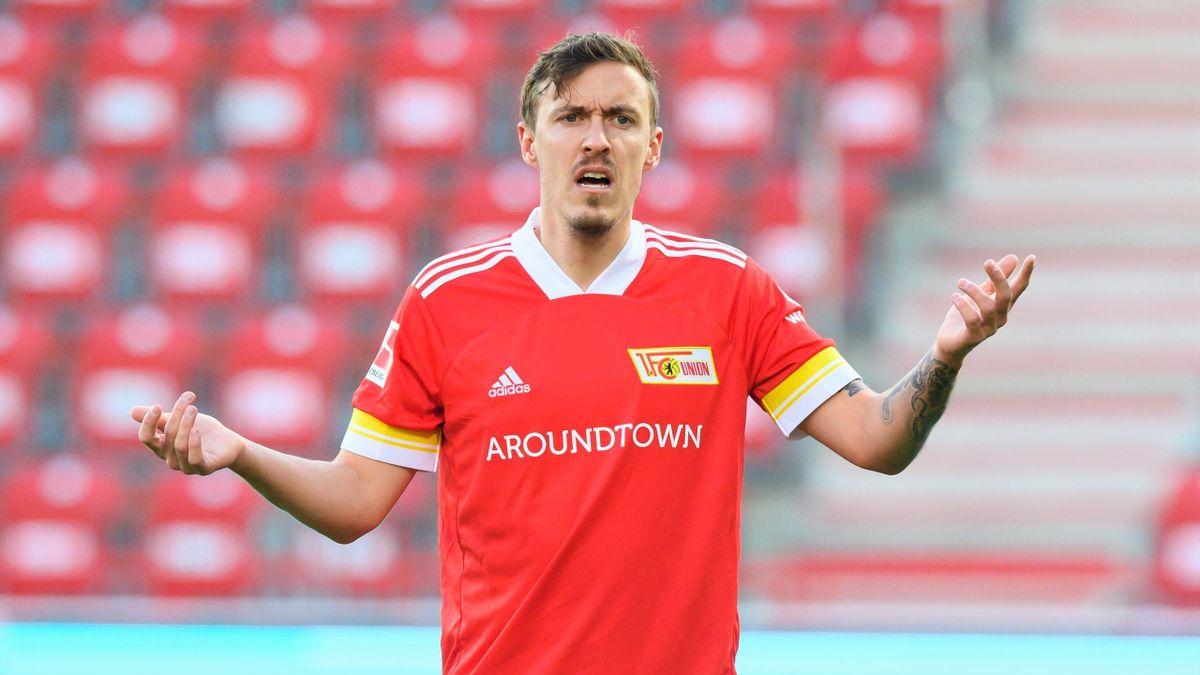 Steht seit August 2020 beim 1. FC Union Berlin unter Vertrag: Max Kruse.
