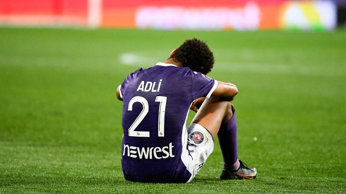 Amine Adli (Toulouse Football Club)