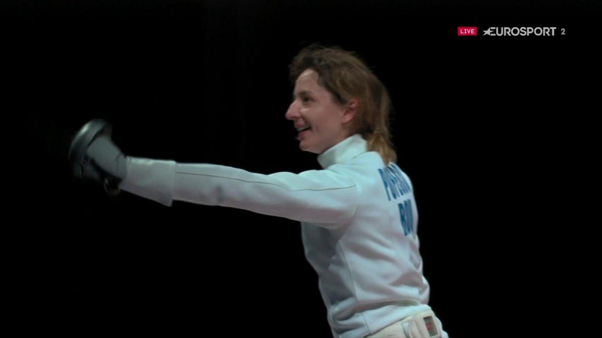 Jocurile Olimpice- Ana Maria Popescu s-a calificat în finală
