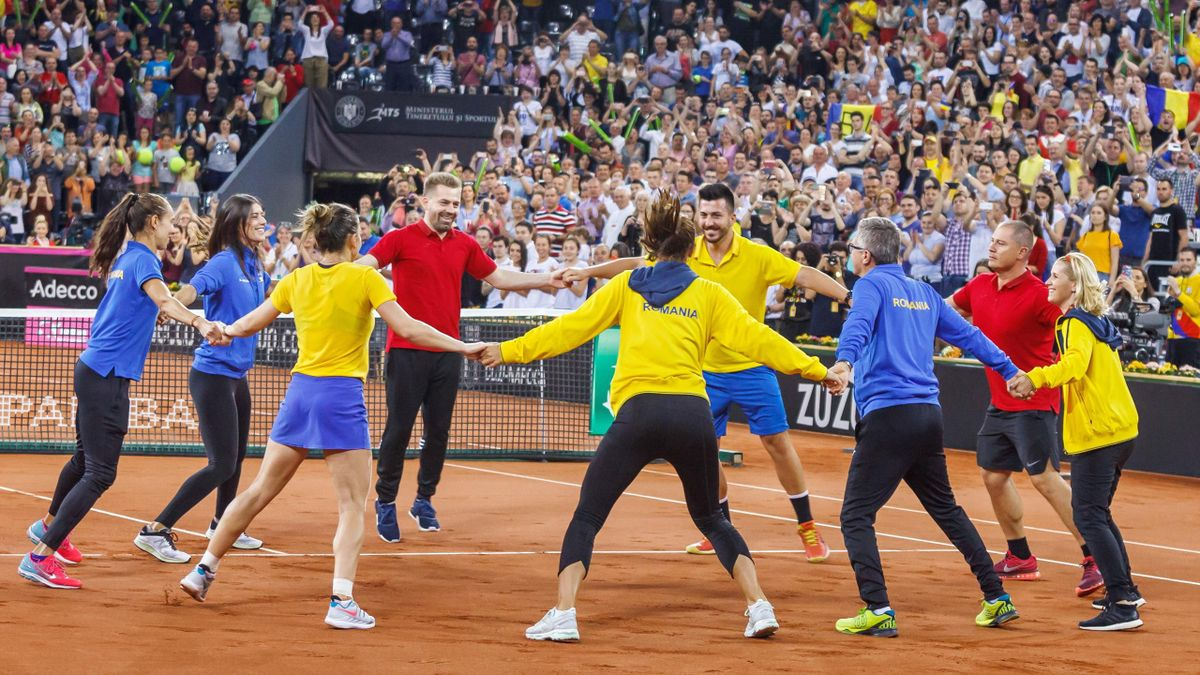 România Fed Cup - Billie Jean King Cup