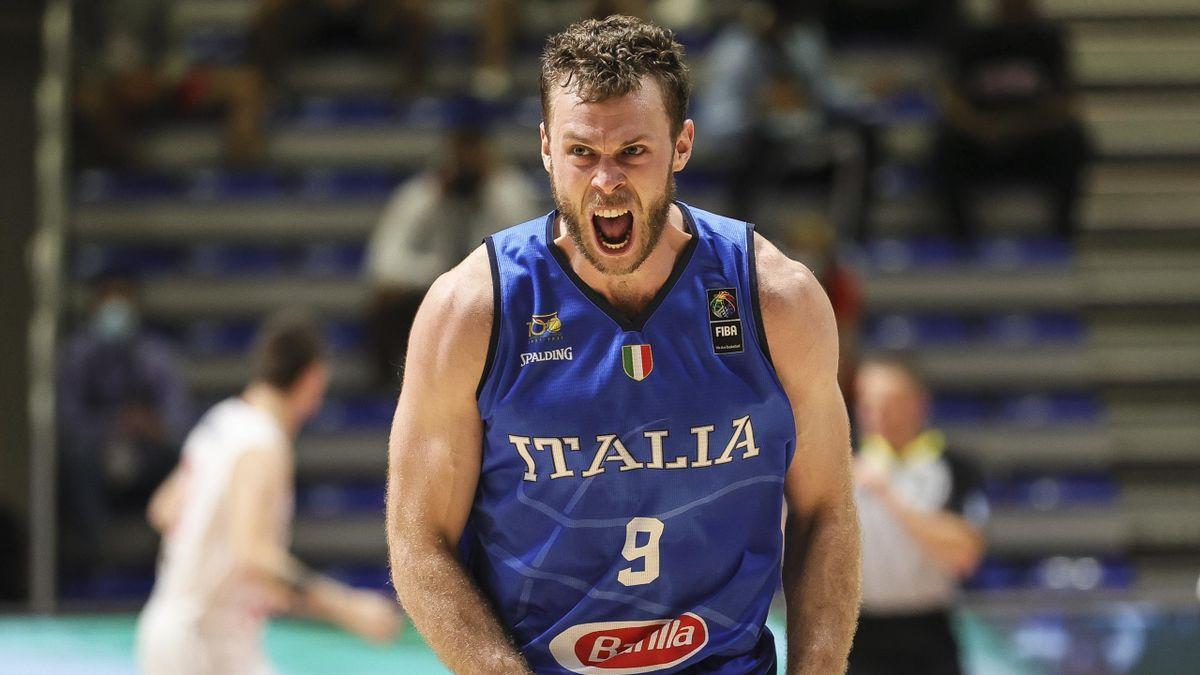 Nicolò Melli, Italia, torneo preolimpico di Belgrado 2021