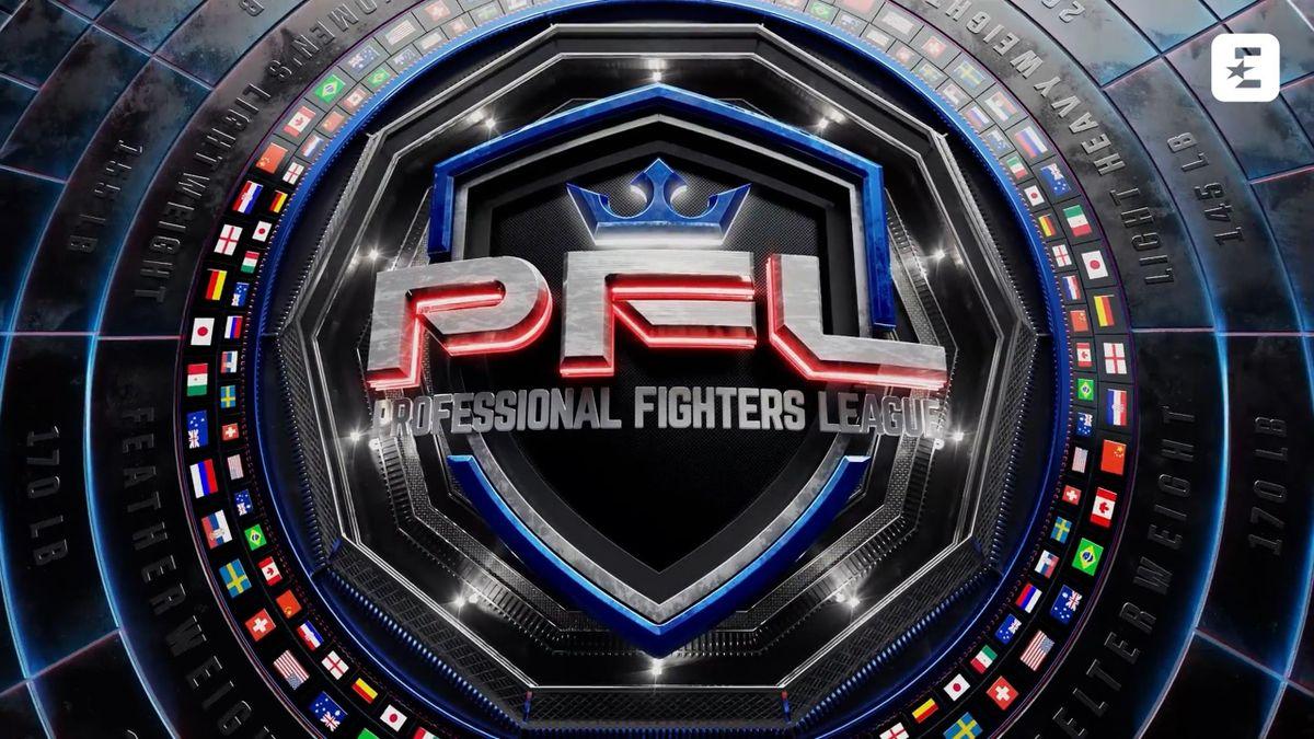 MMA   Dit is de Professional Fighters League